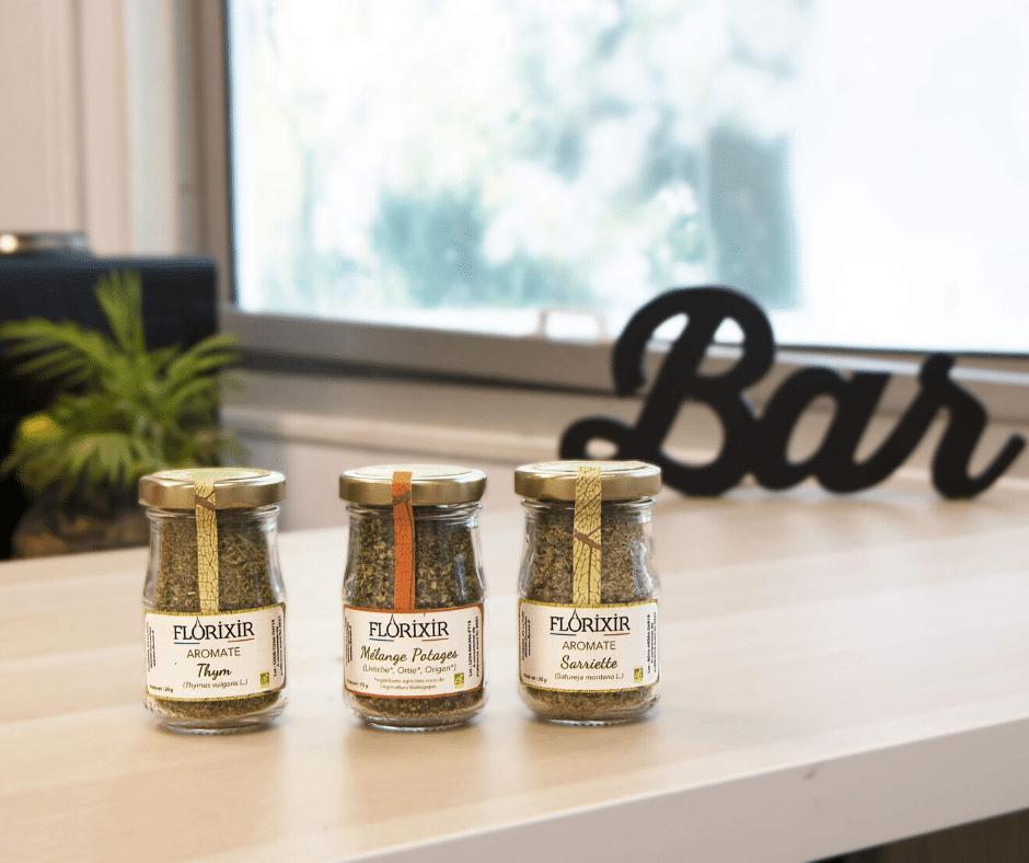 aromates florixir bio