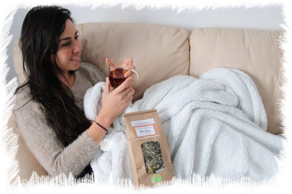 Infusion anti coups de froid