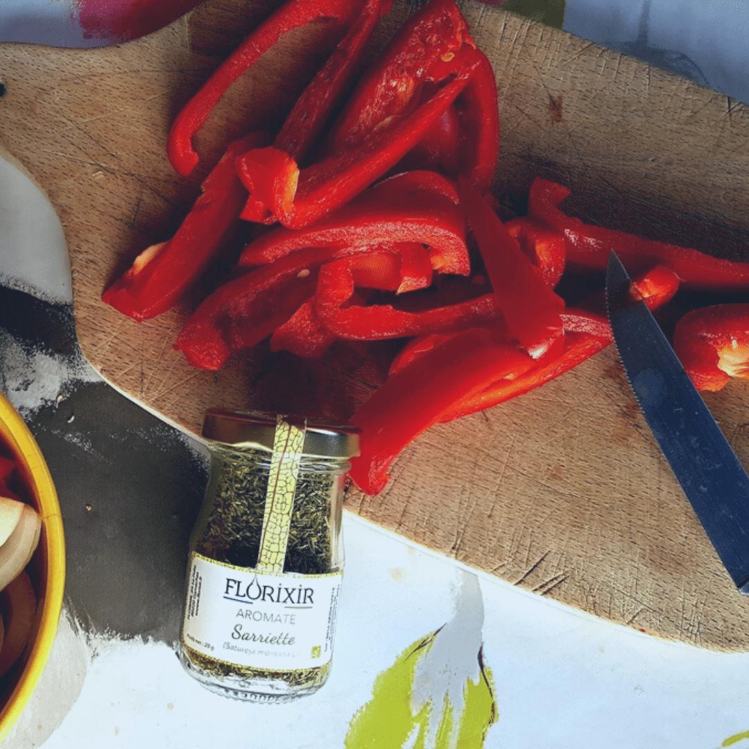 aromate sarriette bio florixir