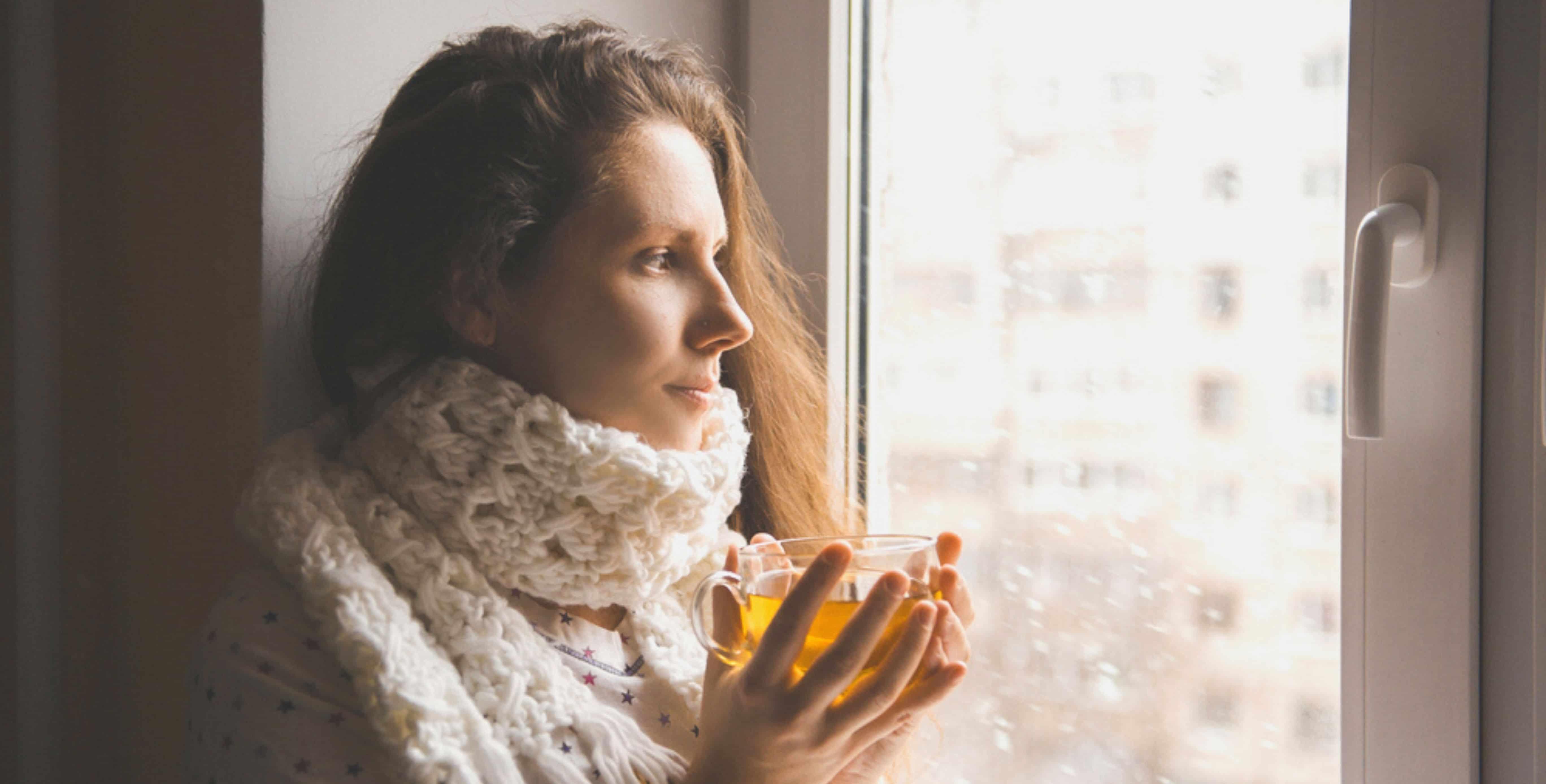 Boire des infusions pour renforcer son système immunitaire